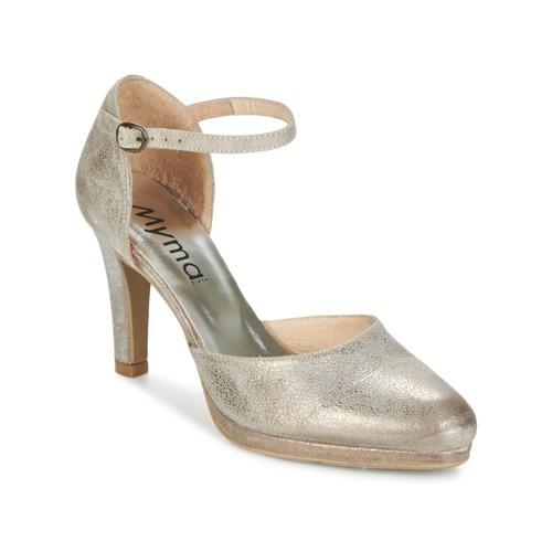 Chaussures Femme Sandales et Nu-pieds Myma LUBBO Métal