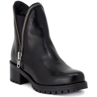 Low boots Cult TRONCHETTO CERNIERA  NERO