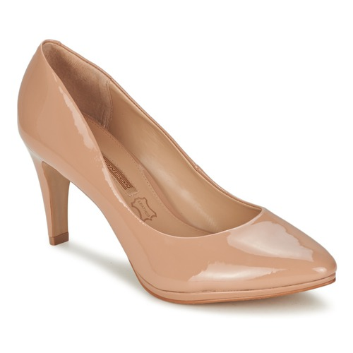 Chaussures Femme Escarpins Buffalo PIKKIMA Nude