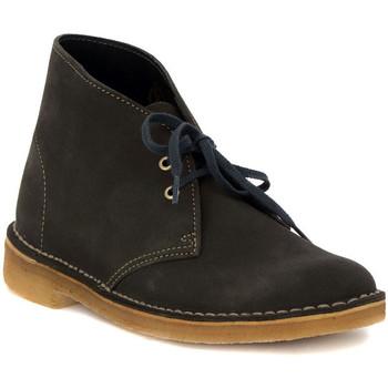 Chaussures Femme Baskets basses Clarks DESERT BOOT  W   LODEN    157,5