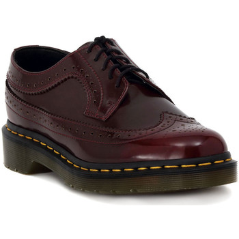 Chaussures Derbies Dr Martens 3989 CHERRY RED Rosso