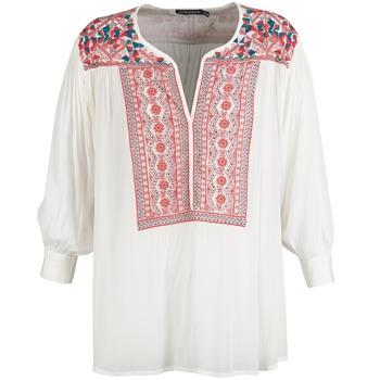 Blouses Antik Batik CAREYES Blanc 350x350