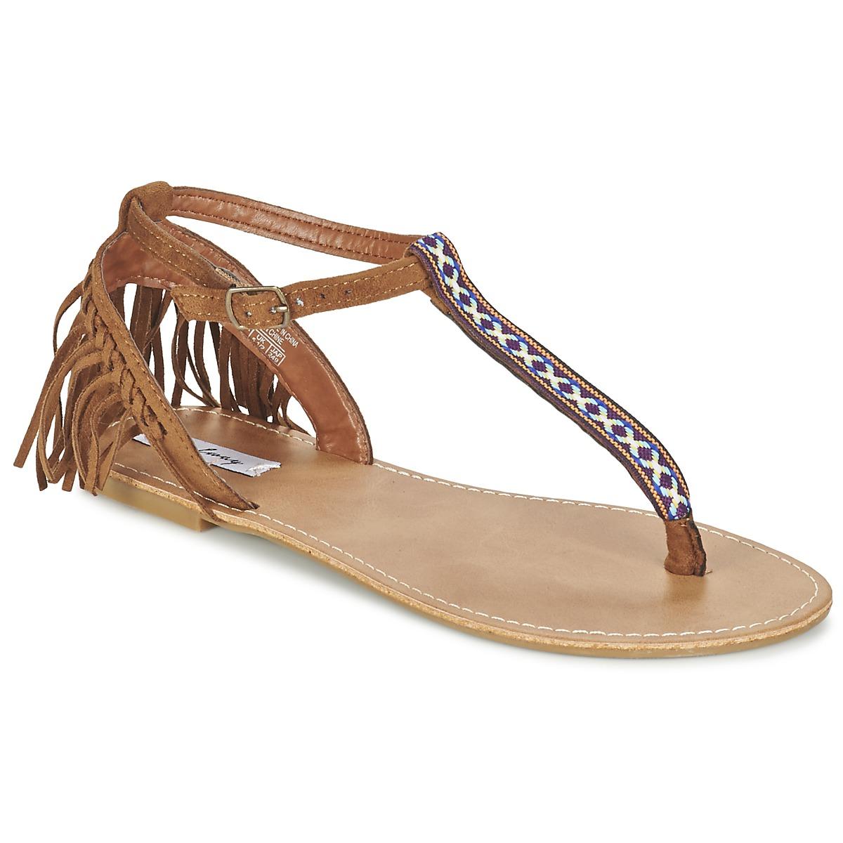 Sandale Coolway MYRA Marron