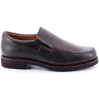Chaussures Homme Mocassins Losal 2457 Marron