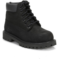 Chaussures Garçon Boots Timberland Toddler Black 6 Inch Premium Waterproof Boots Black