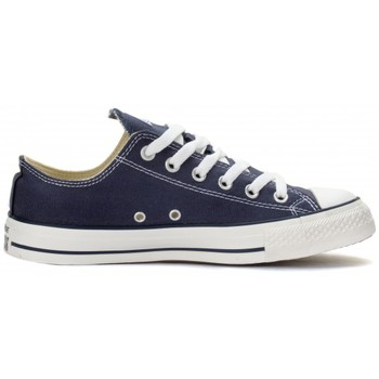 Chaussures Femme Baskets basses Converse All Star Basse Marine Bleu