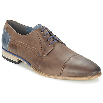 Chaussures Homme Derbies Lloyd DONNELLY Marron / Bleu