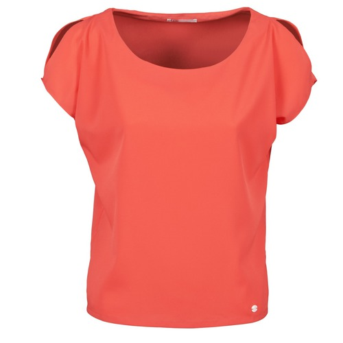 T-shirts & Polos Les P'tites Bombes S145003 Rouge 350x350