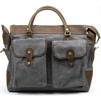 Sacs Femme Sacs de voyage Oh My Bag ZANZIBAR Gris