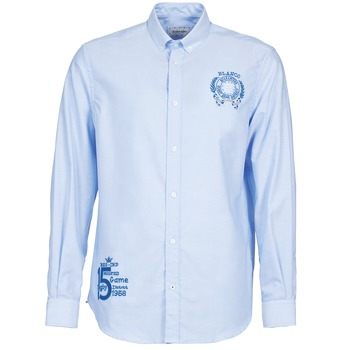 Chemises Serge Blanco ANTONIO Bleu 350x350