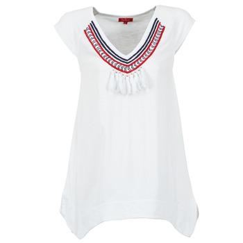 T-shirts & Polos Derhy GALION Blanc 350x350