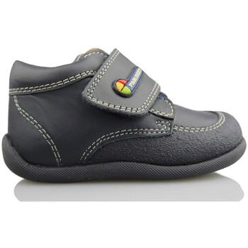 Chaussures Enfant Chaussons bébés Pablosky TOMCAT BLEU