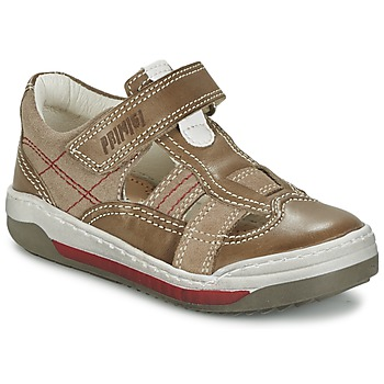 Chaussures Garçon Sandales et Nu-pieds Primigi GART Marron