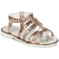 Chaussures Fille Sandales et Nu-pieds Primigi LUZ Bronze