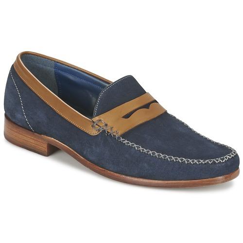 Chaussures Homme Mocassins Barker WILLIAM Marine