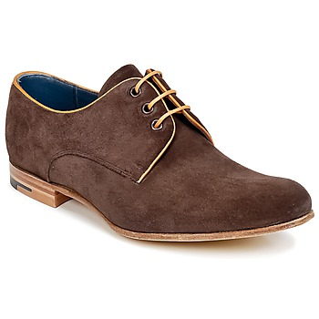 Chaussures Homme Derbies Barker WOLSELEY Marron