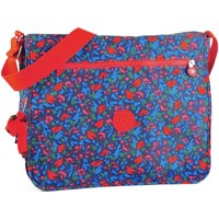 Sacs Enfant Sacs Bandoulière Kipling Sac porté travers A4 BACK TO SCHOOL 110-00015379 SUMMERY PRINT