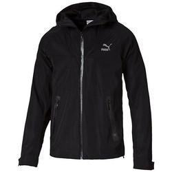 Vêtements Homme Blousons Puma Blouson  Evo Zip-Up Windbreaker - Ref. 569207-01 Noir