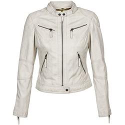 Vêtements Femme Vestes en cuir / synthétiques Oakwood 60135 Blanc