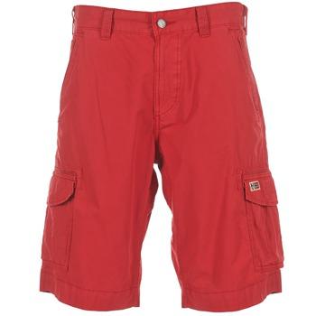 Vêtements Homme Shorts / Bermudas Napapijri PORTES A Rouge