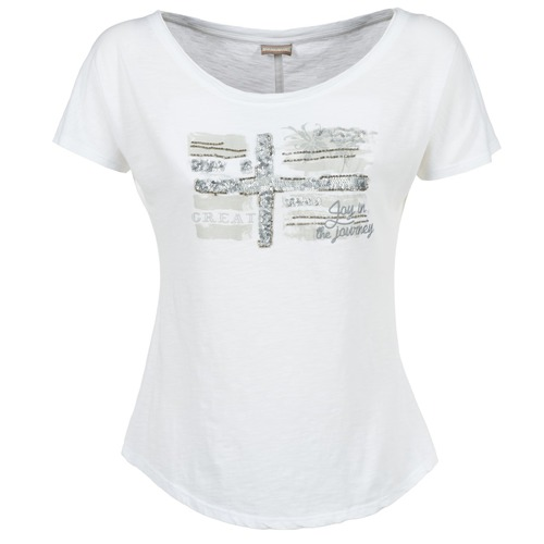 T-shirts & Polos Napapijri SINK Blanc 350x350