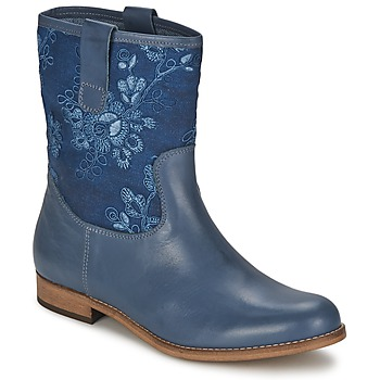 Bottines / Boots Alba Moda FALINA Bleu 350x350