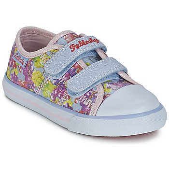 Chaussures Fille Baskets basses Pablosky MIDILE Multicolore