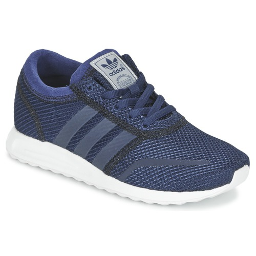 Chaussures Enfant Baskets basses adidas Originals LOS ANGELES K Bleu