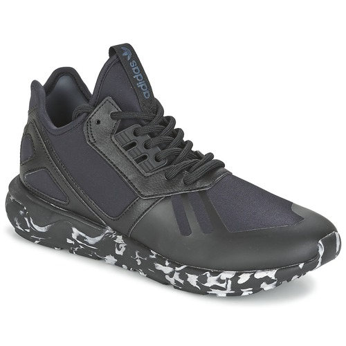 Runner Baskets Noir Adidas Basses Tubular Originals WDE9YH2eI
