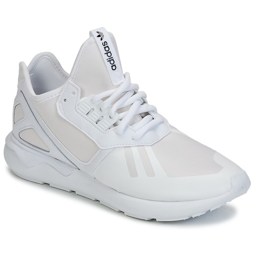 Chaussures Baskets basses adidas Originals TUBULAR RUNNER Blanc