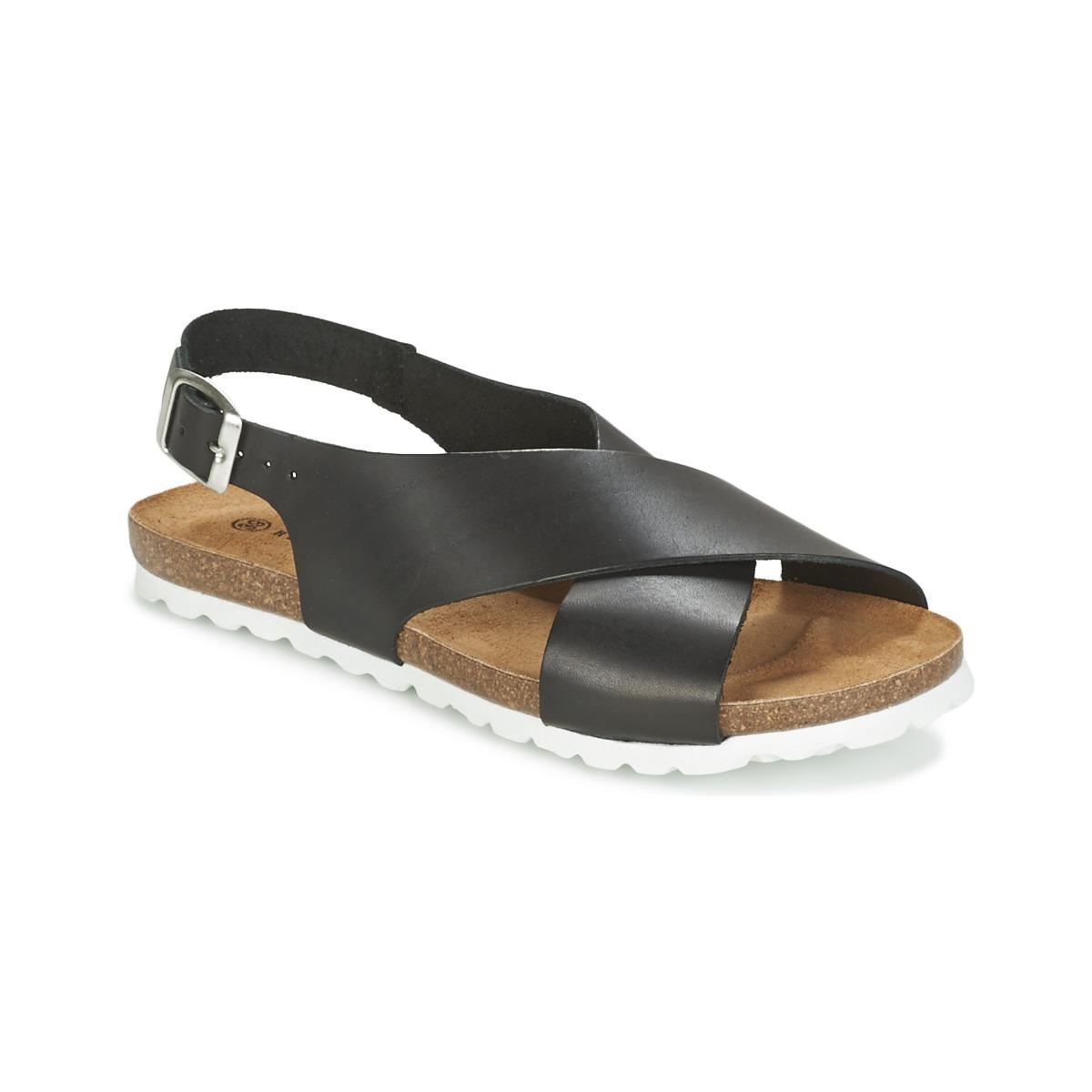 Sandale Dixie OLBIA Noir