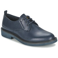 Chaussures Femme Derbies G-Star Raw MORTON Marine