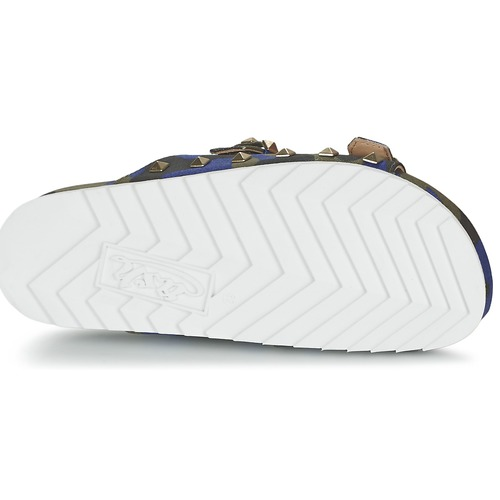 Mules Chaussures BleuCamouflage Ash Ubud Femme H9YED2WI