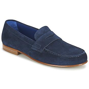 Chaussures Homme Mocassins Azzaro GOURIAN Marine