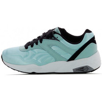 Chaussures Femme Baskets basses Puma Trinomic R698 Matt and Shine - Ref. 359305-05 Bleu