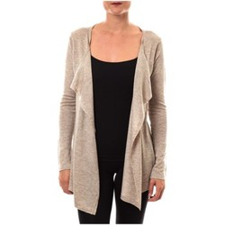 Vêtements Femme Pulls De Fil En Aiguille gilet 2020 taupe Marron
