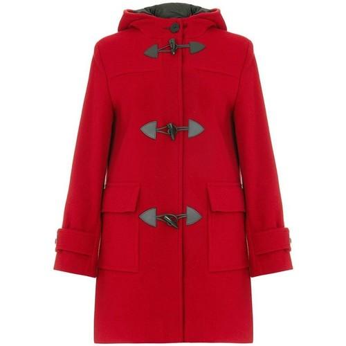 ae52599c73 Vêtements Femme Manteaux De La Creme Duffle-coat à d'hiver en laine et