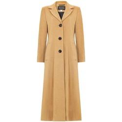 Vêtements Femme Manteaux De La Creme Cachemire Manteau Beige