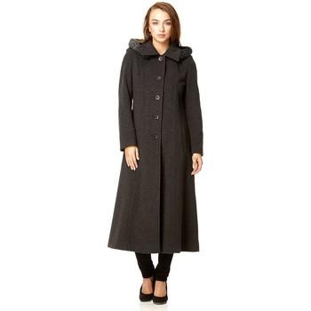 Vêtements Femme Manteaux De La Creme Moscow Grey