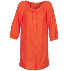 Vêtements Femme Robes courtes Bensimon FOURTY Orange