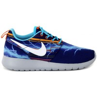 Chaussures Femme Baskets basses Nike ROSHE ONE PRINT GS Multicolore