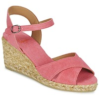 Chaussures Femme Sandales et Nu-pieds Castaner BLAUDELL Corail rose