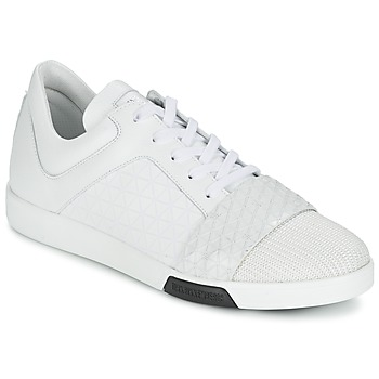 Baskets mode Bikkembergs OLYMPIAN LEATHER Blanc 350x350