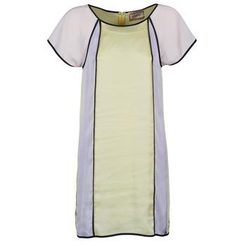 Robes Chipie FREGENAL Jaune / Gris 350x350