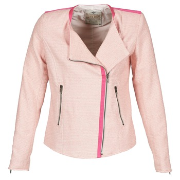 Vêtements Femme Vestes / Blazers Chipie BRENES Rose