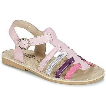 Sandale Citrouille et Compagnie RAINA Rose / Violet 350x350