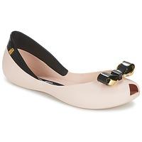 Chaussures Femme Ballerines / babies Melissa QUEEN IV Rose / Noir