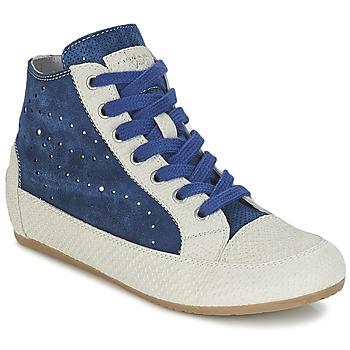 Chaussures Femme Baskets montantes Tosca Blu CITRINO Marine