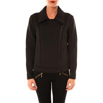 Vêtements Femme Vestes / Blazers Little Marcel Perfecto Perfi noir Noir