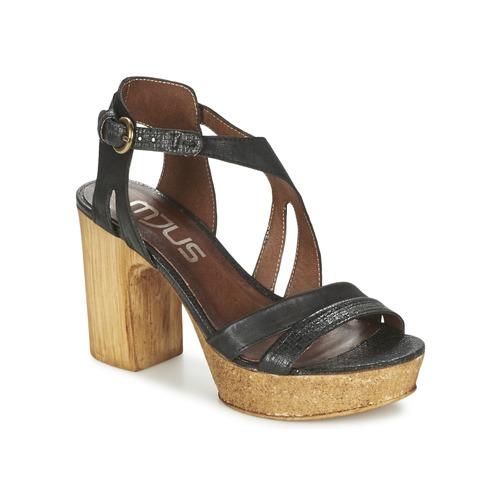 Chaussures Femme Sandales et Nu-pieds Mjus FLORIDA Noir